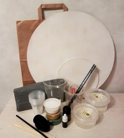 набор resin art