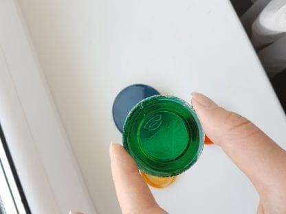 краситель для смолы зеленый бутылочный