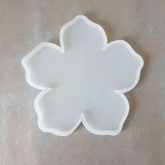 силиконовый молд цветок