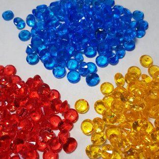 акриловые кристаллы